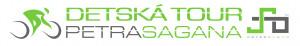 Logo: 6. Detská Tour Petra Sagana