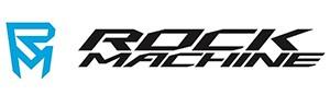 Logo: Testovací deň Rock Machine