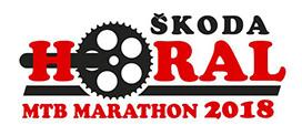 Logo: ŠKODA Horal MTB maratón - 20. ročník