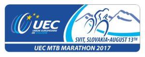 Logo: UEC MTB maratón
