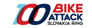 Logo: BIKE ATTACK 100