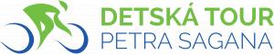 Logo: 1. Detská Tour Petra Sagana