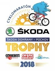 Logo: ŠKODA Dohňany - Púchov Trophy - 2. kolo