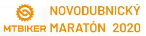 Logo: MTBIKER Novodubnický maratón 26.ročník
