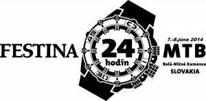 Logo: Festina 24 hodín MTB