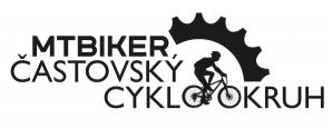 Logo: MTBIKER Častovský cyklookruh