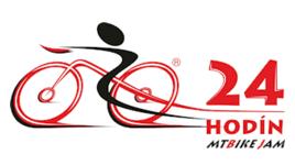 Logo: 24 hodín MTBike Jam