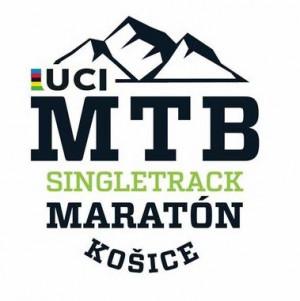 Logo: MTB Singletrack Maratón Košice - UCI - C2 Marathon Series