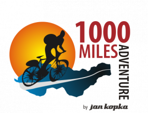 Logo: 1000 Miles Adventure