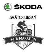 Logo: ŠKODA Svätojurský maratón - 1. kolo