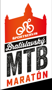 Logo: Bratislavský MTB maratón