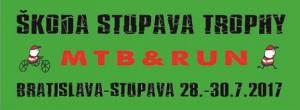 Logo: ŠKODA STUPAVA TROPHY - 4. kolo