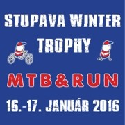 Logo: Stupava Winter Trophy MTB & Run