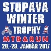 Logo: Stupava Winter trophy MTB&RUN