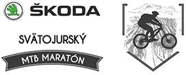 Logo: ŠKODA Svätojurský MTB maratón