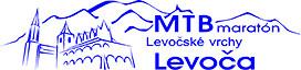 Logo: ŠKODA MTB maratón Levočské vrchy