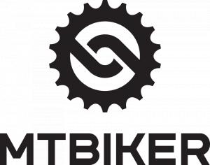 Logo: MTBIKER komunitný výjazd Bratislava