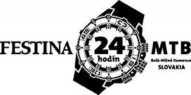 Logo: FESTINA 24 HOURS MTB SLOVAK Open Championships