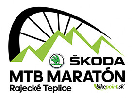 Logo: ŠKODA MTB Rajecké Teplice