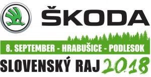 Logo: ŠKODA Slovenský raj - finále