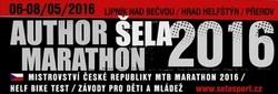 Logo: AUTHOR Šela maratón