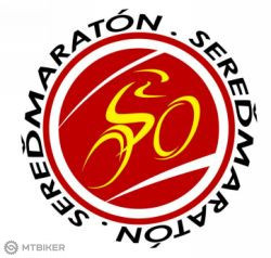 Logo: DHL Sereďmaratón