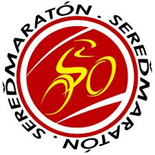 Logo: DHL Sereďmaratón - virtual ride