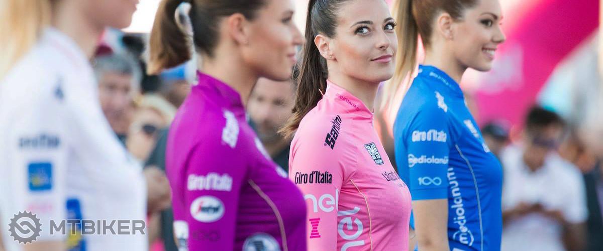 Súťaž o podpísané originálne dresy Santini z Giro d'Italia 2017 víťazmi v uvedených kategóriách