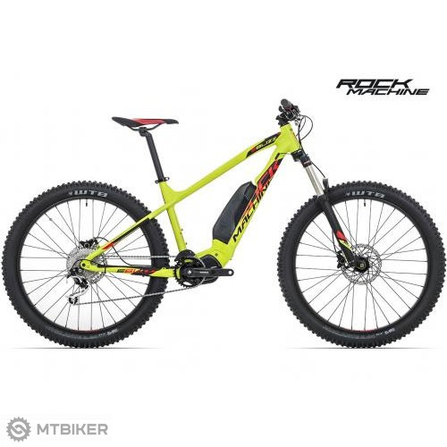 Bicykel Rock Machine Blizz E50-27+