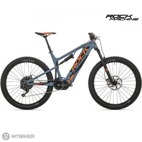 Bicykel Rm Blizzard Int E90 - 27,5+ Di2
