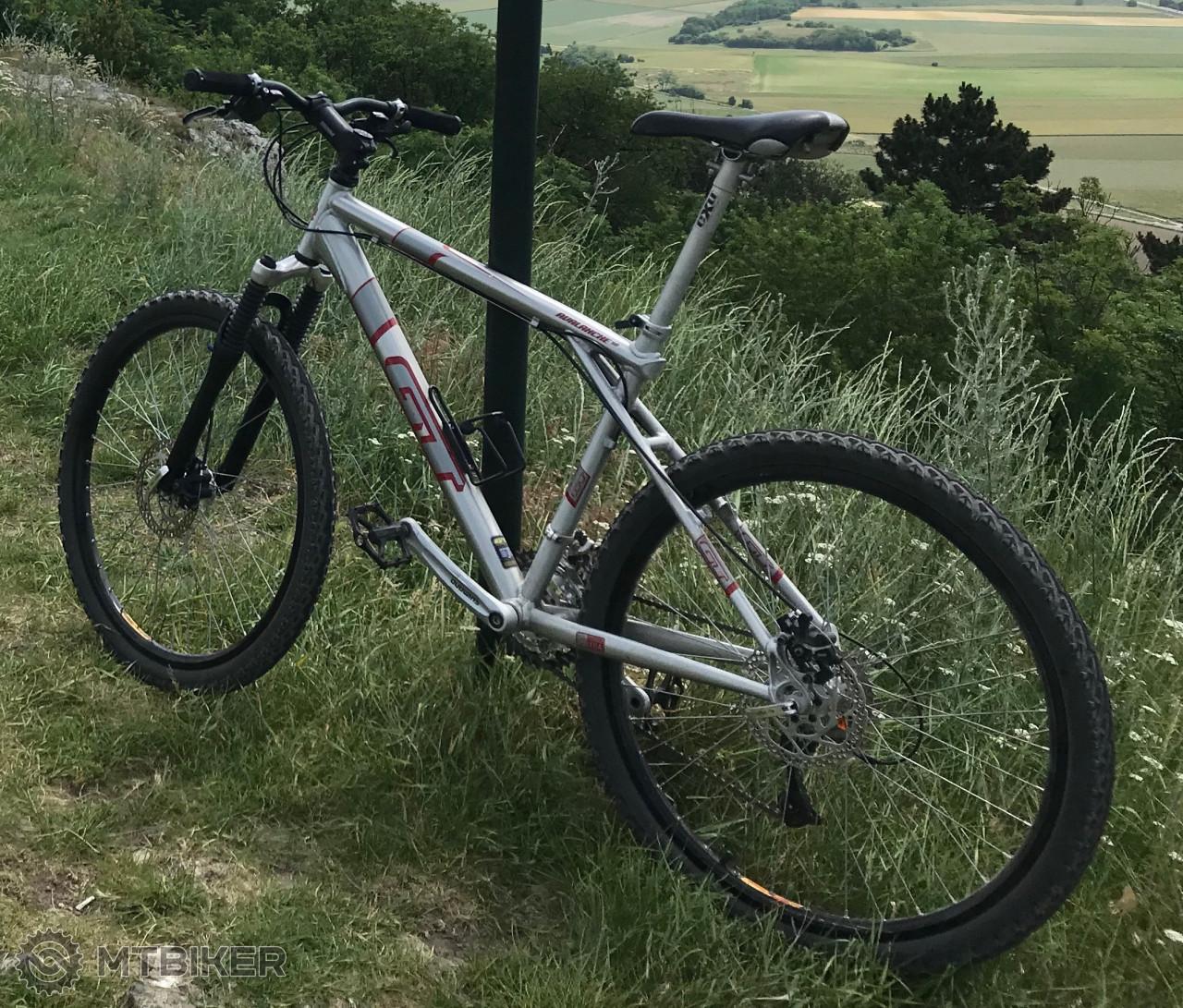 Gt Horsky Bicykel