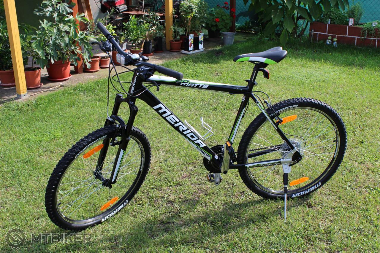 Merida-horsky Bicykel