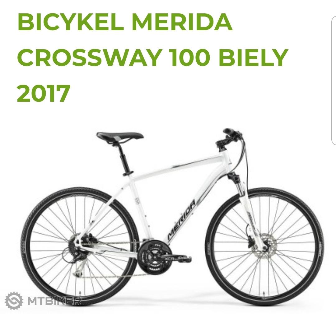 Merida Crossway 100 2017