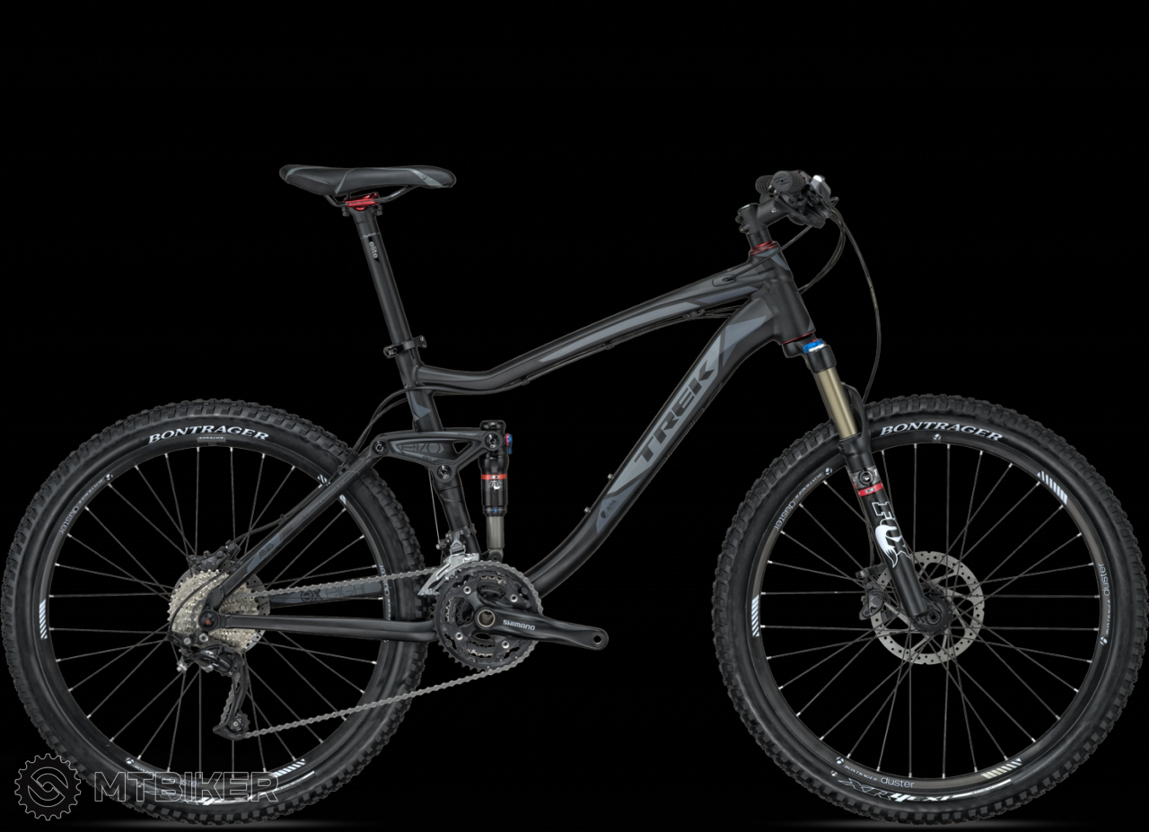 Trek Fuel Ex8, Model 2012