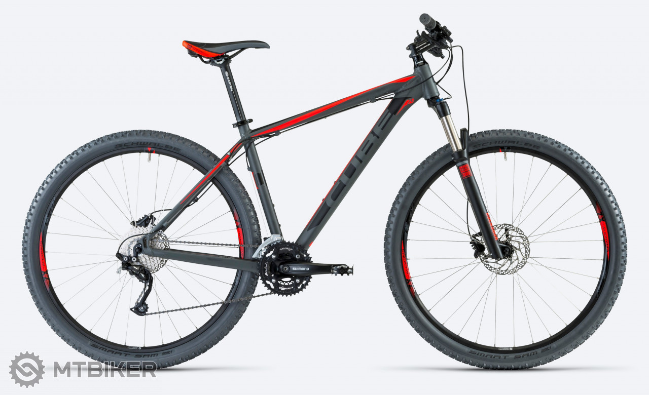 Cube Acid 29 Hardtail Mtb 2013