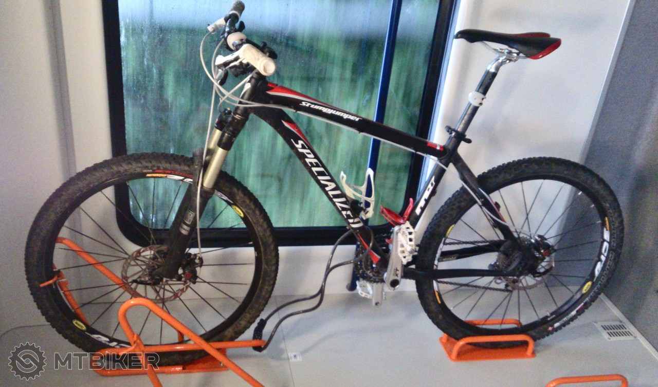Specialized Stumpjumper Marathon Ht